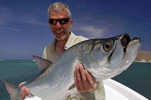 Angelreise - Fliegenfischen - Venezuela - Los Roques - Tarpon