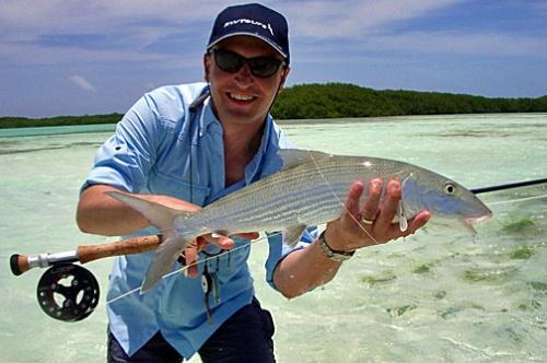Angelreise - Fliegenfischen - Venezuela - Los Roques - Bonefish